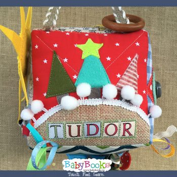 Tudor Sensory Cube